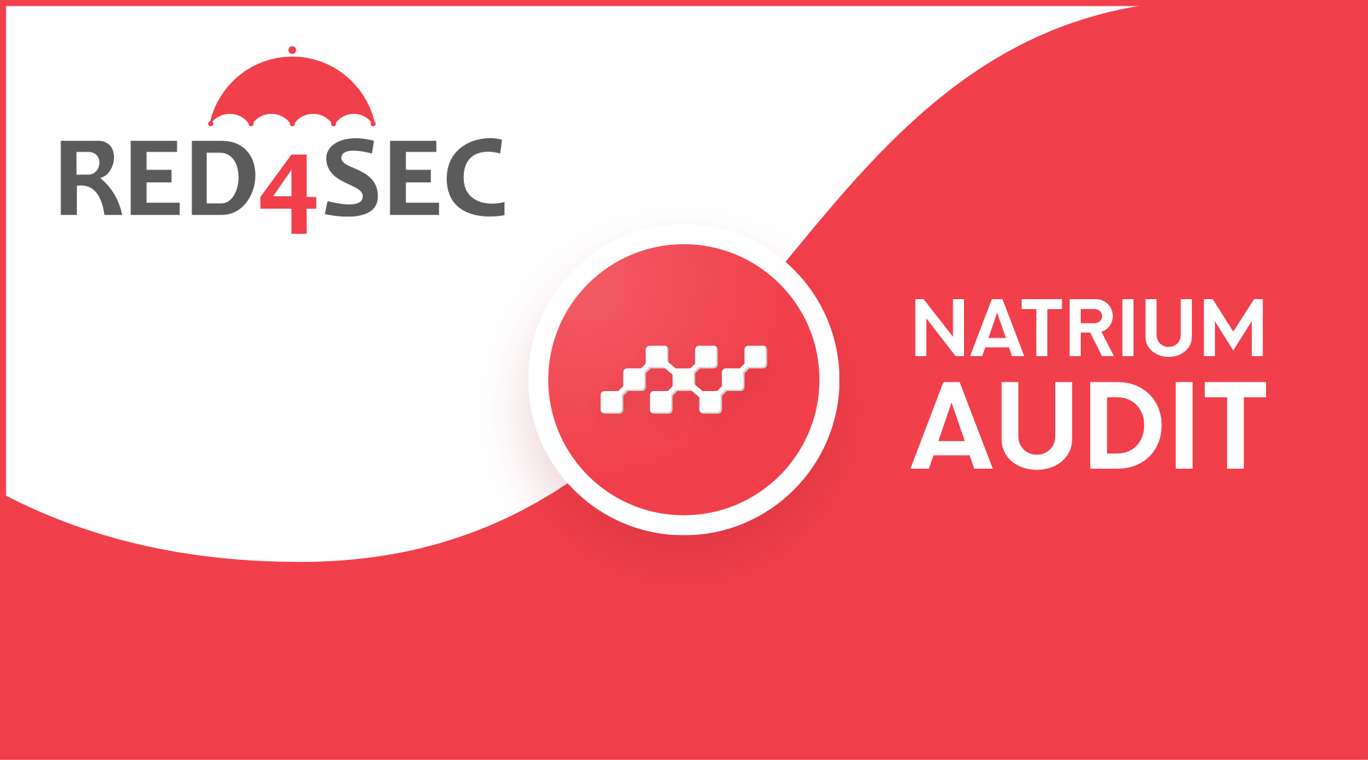 Natrium audited by Red4Sec — No critical vulnerabilities.