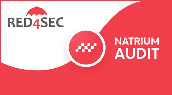 Natrium v2.1 — Security Audit & More